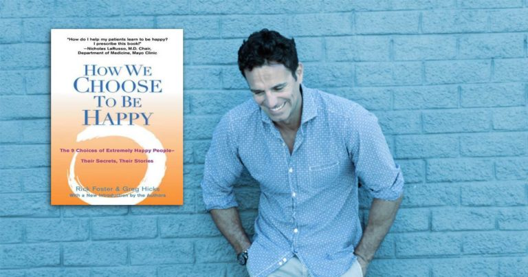 Book Review: How We Choose to Be Happy