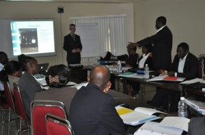 David Cory presents Emotional Intelligence Training in Nigeria