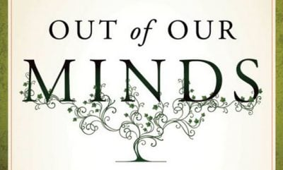 Out of Our Minds (book cover)