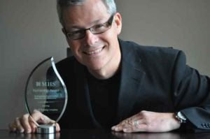 David Cory and company win award
