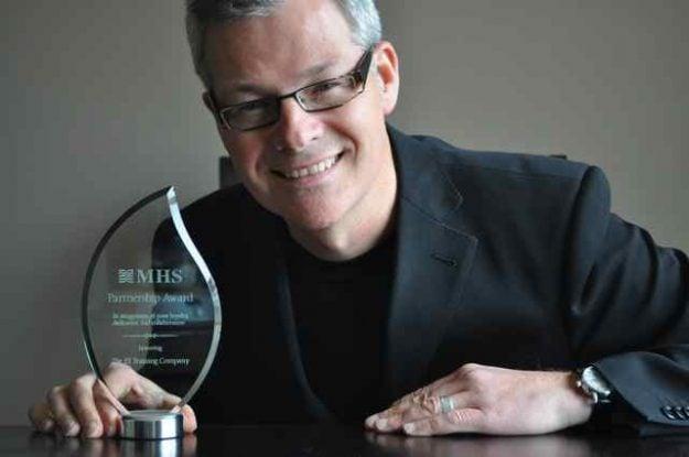 David Cory and EITC win award