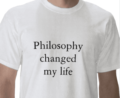Philosophy Changed My Life