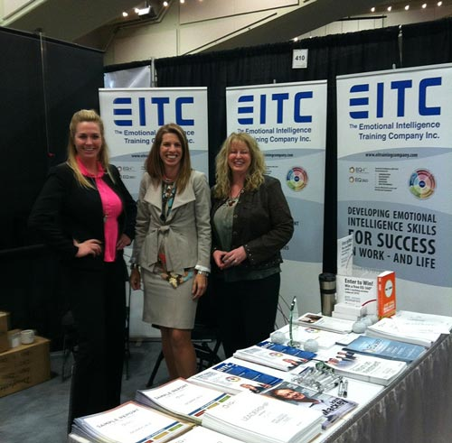 our team at the Human Resource Institute of Alberta conference