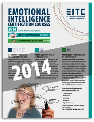 2014 emotional intelligence certification course brochure