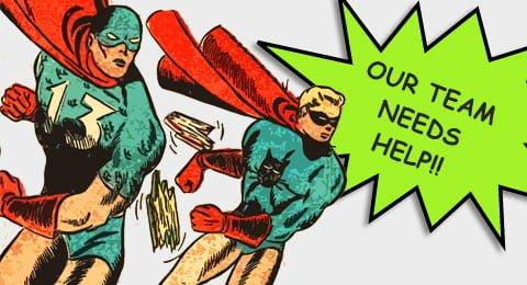 Superheroes: