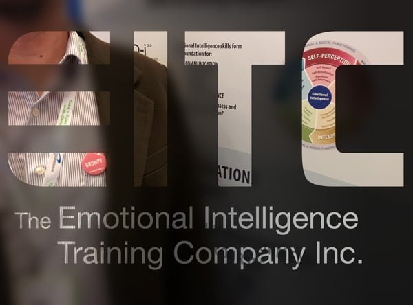 The Emotional Intelligence Training Company at the BCHRMA tradeshow