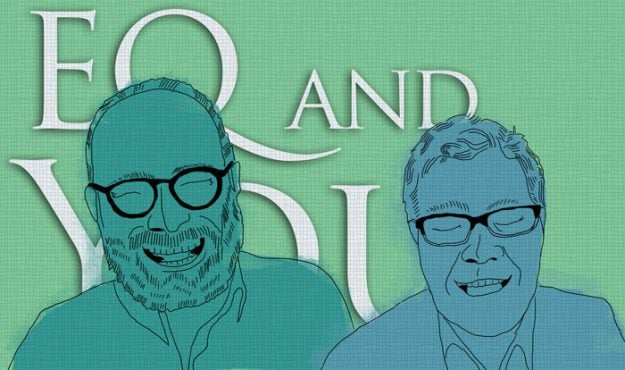 EQ and You, with David and Kim, a live broadcast (illustration)