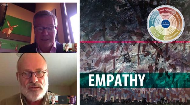 Episode 8 on Empathy with David and Kim