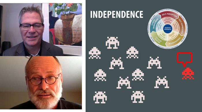 EQ and You: Independence, with David Cory and Kim Cairns