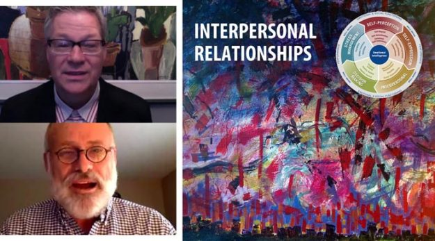 Show Notes: Interpersonal Relationships, with David Cory and Kim Cairns