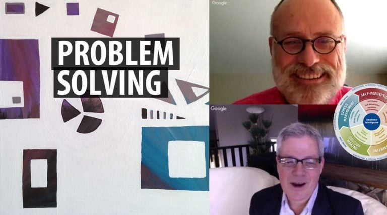 Problem Solving, EQ and You with Kim and David