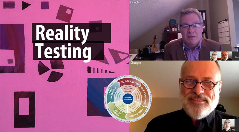 Reality Testing, Episode 11, EQ and You