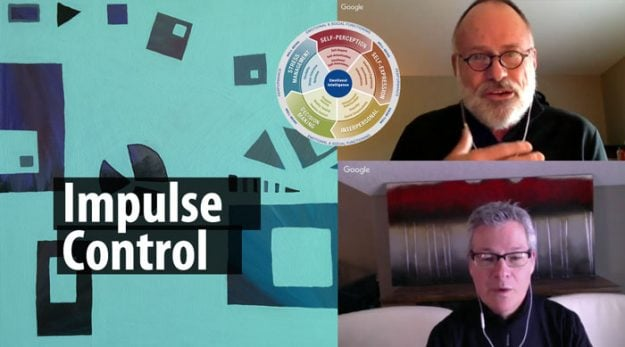 David and Kim talk about Impulse Control, on EQ and You