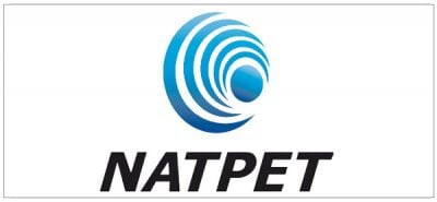 colour logo for NATPET