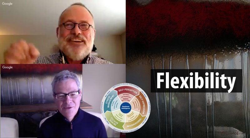 Show notes: Episode 13, Flexibility