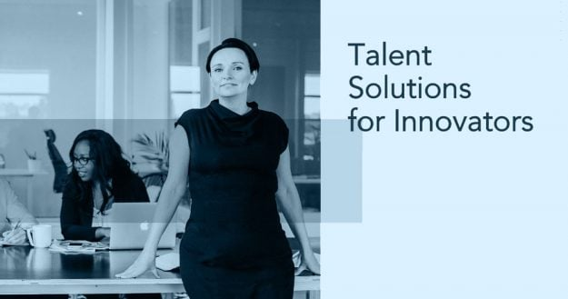 Caroline Stokes: talent solutions for innovators!