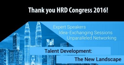 Thank you HRD Congress 2016!