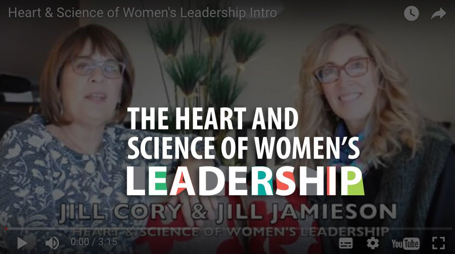 Meet the minds behind The Heart and Science of Leadership for Women