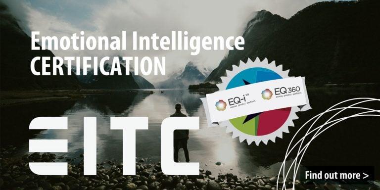 Emotional intelligence certification with EITC
