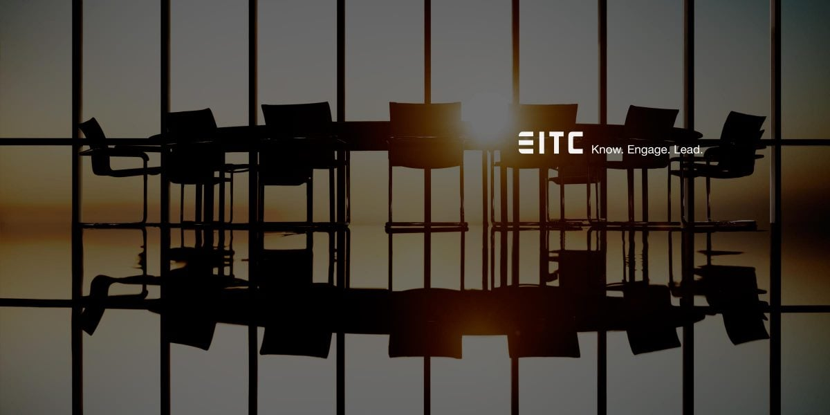 The sun rises on a boardroom: EITC