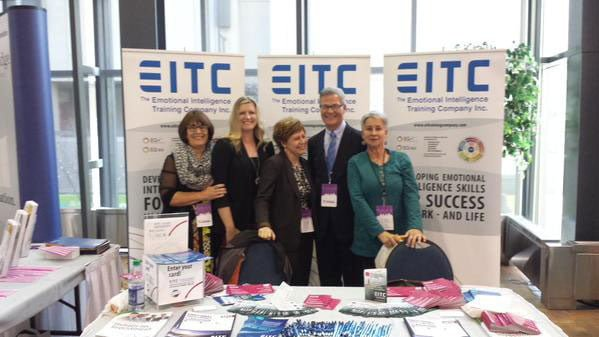 The EITC team at the art of leadership.