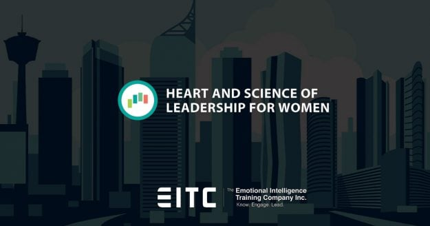 A Heart and Science of Leadership for Women, by EITC.